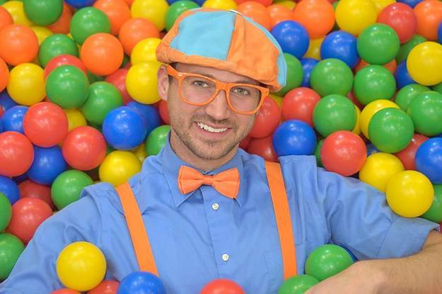 The Blippi Live Show Has An Actor Playing Blippi, And Parents Are Mad
