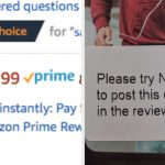 "Amazon Is Recommending Products With Reviews Written By Bribed Customers As ""Amazon's Choice"""