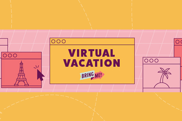 """Virtual Vacation"" Is The Newsletter That Lets You Travel From Home"