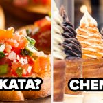 International Food Choices Reveal Where You're From